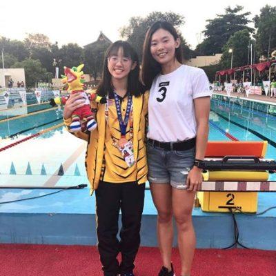 Bronze Medalist in ASEAN School Games