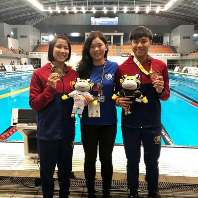 Won 5 Medals in Malaysia Games (SUKMA) 2018